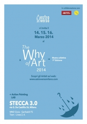The Why of Art 2014